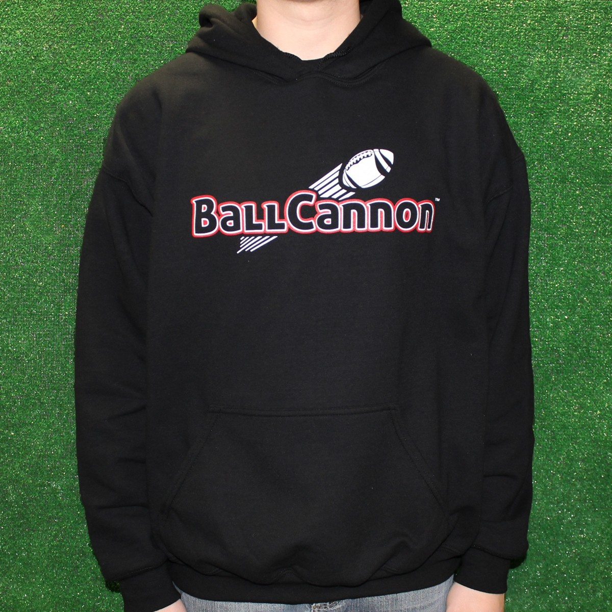 Ball Cannon Hoodie