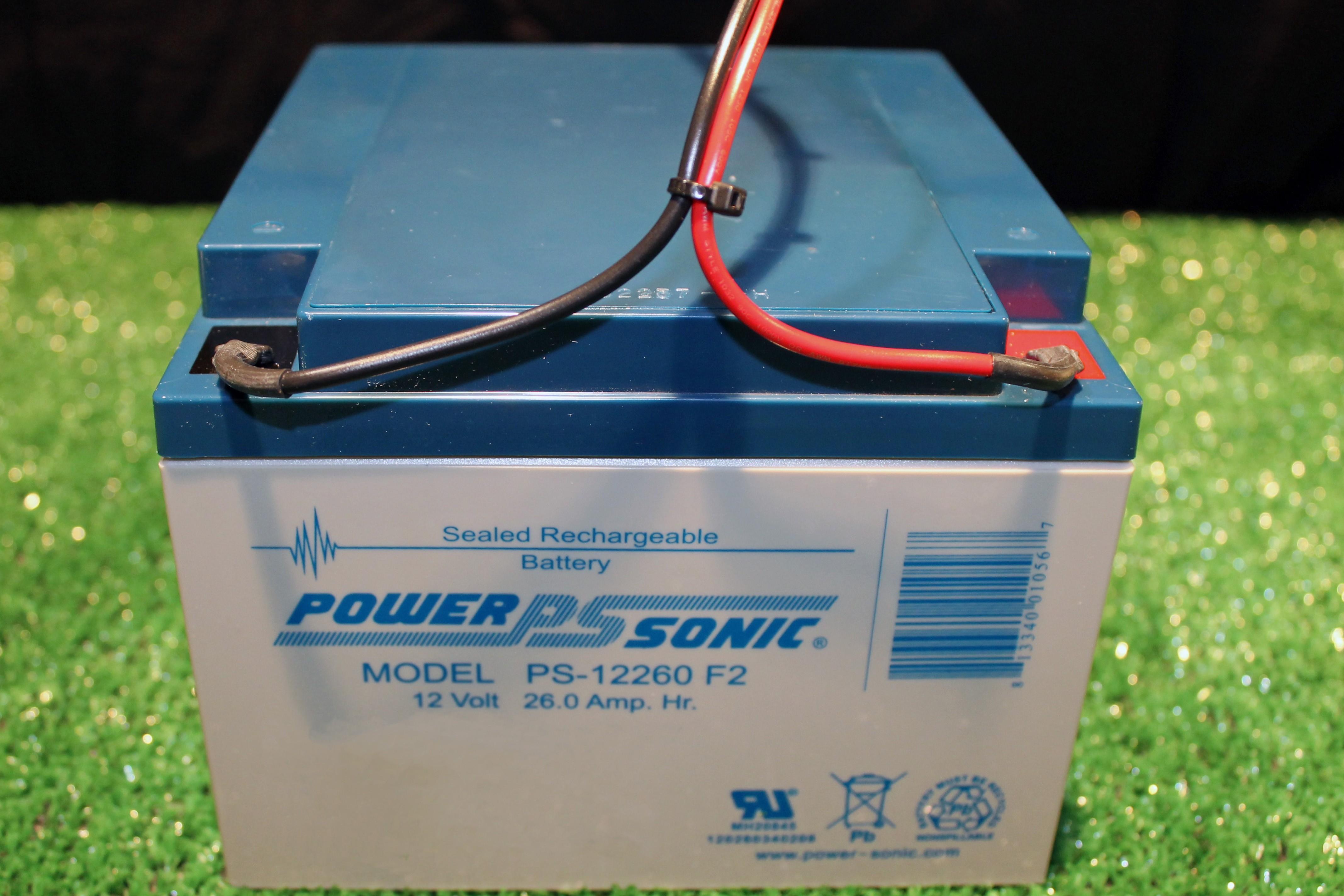 Four (4) Hour Battery