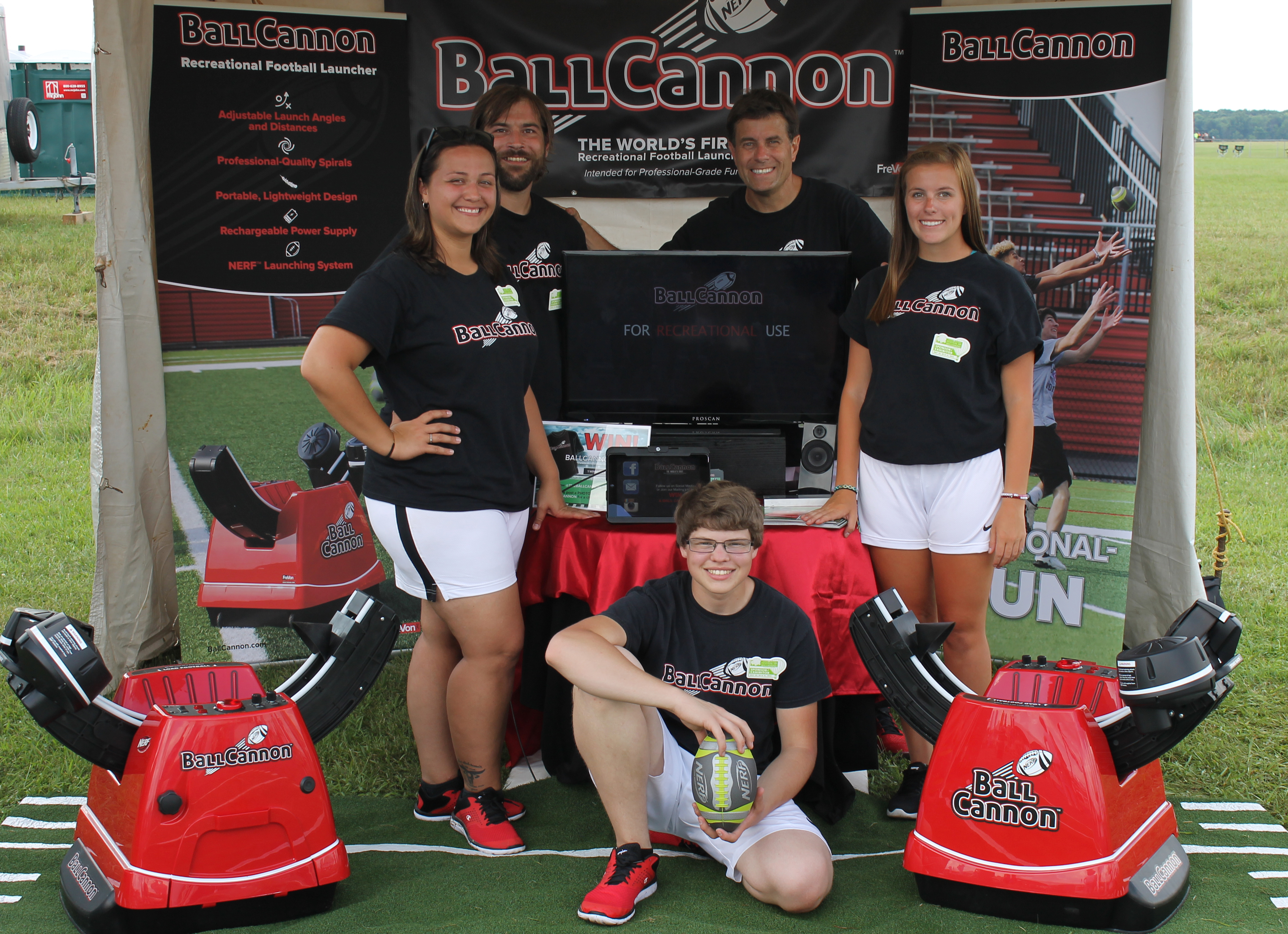 Ball Cannon Team
