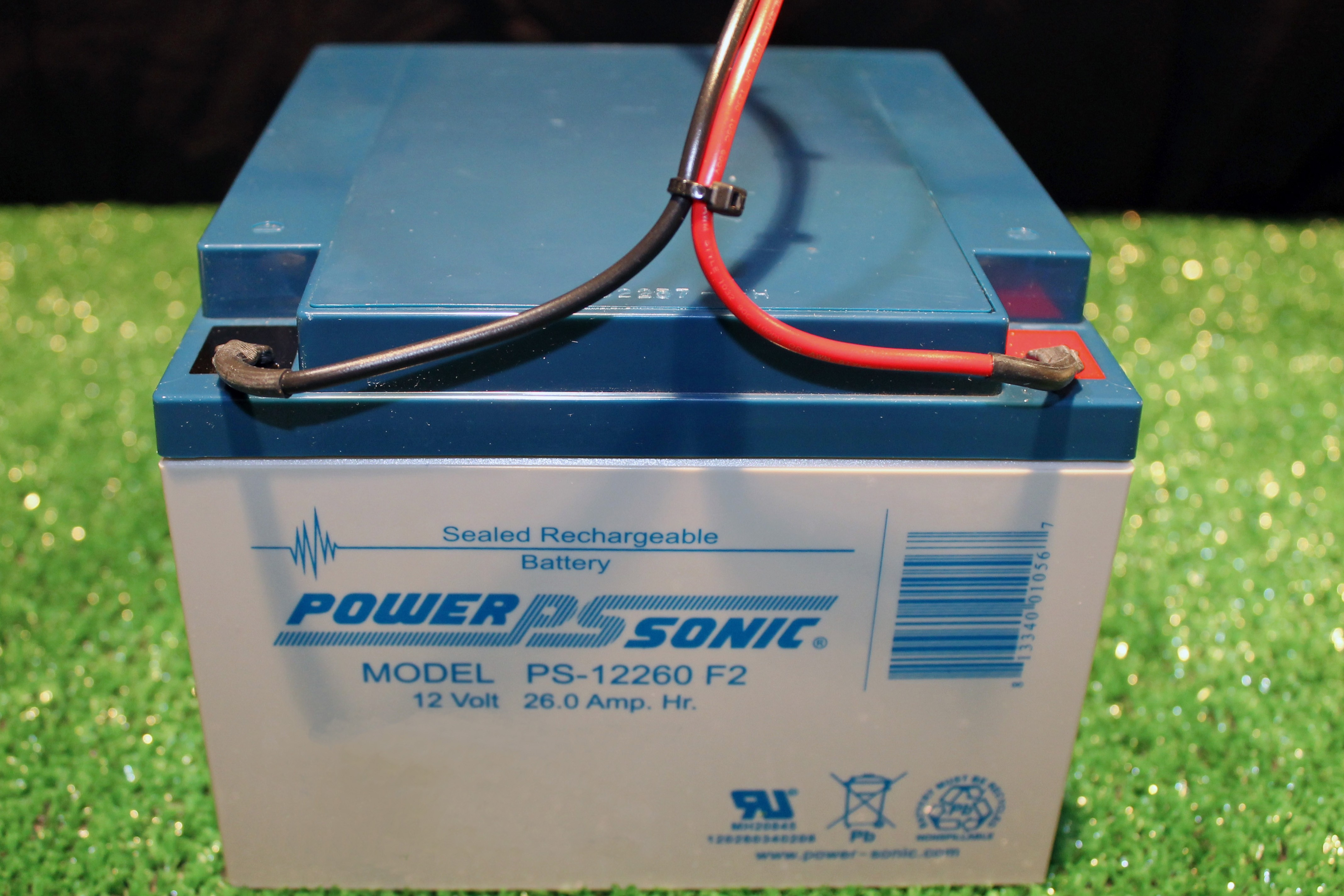 4-Hour Battery