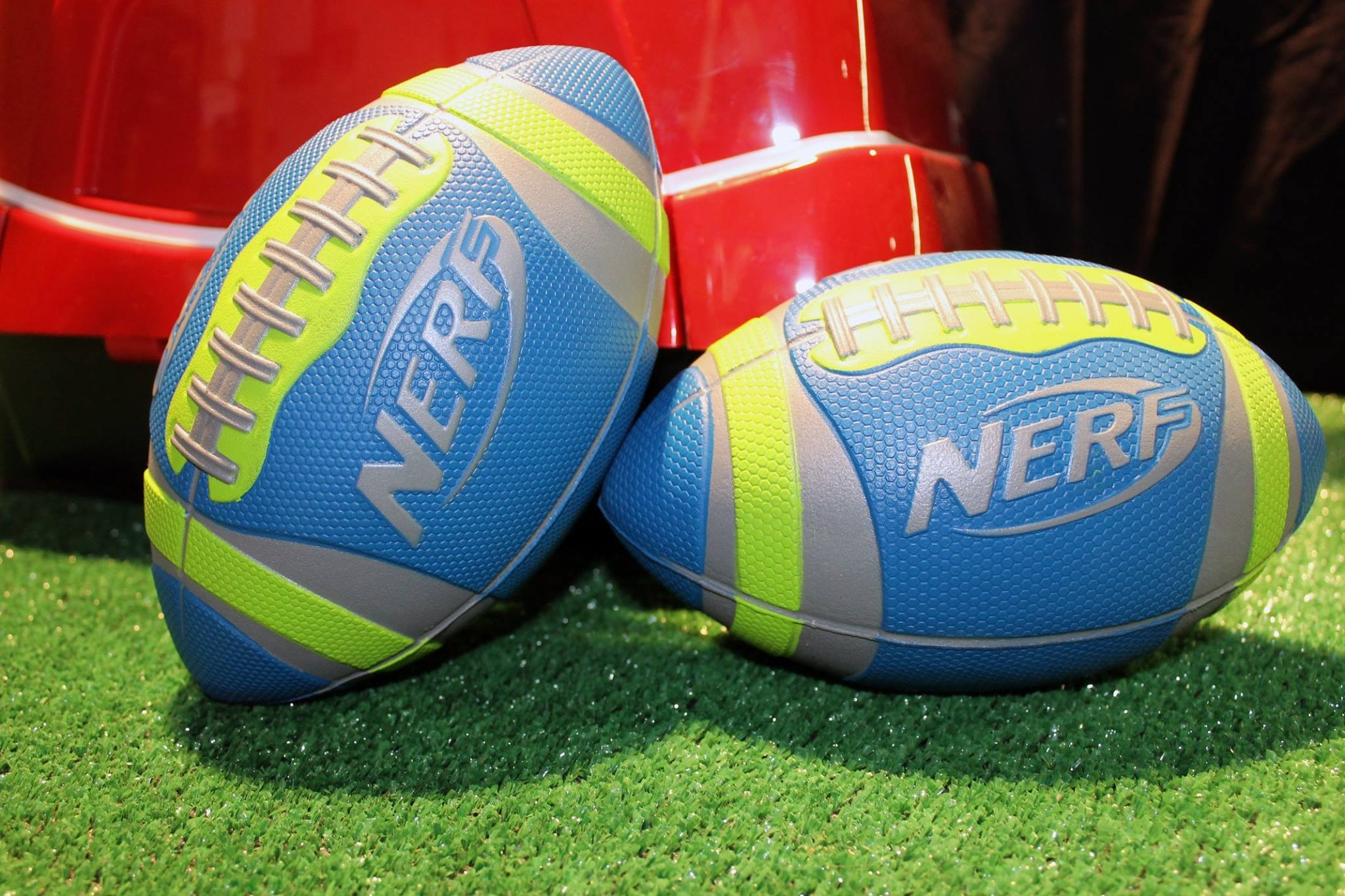 Footballs Available Now!